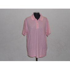 180g Golf Shirt Cerise Pink