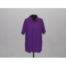 180g Golf Shirt Purple