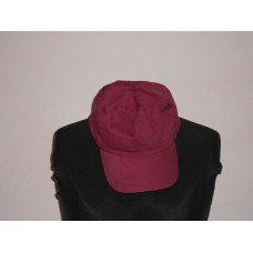 5 Panel Cap Maroon
