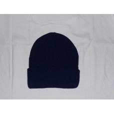 Knitted Beanies Navy