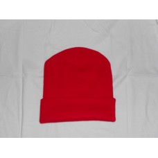 Knitted Beanies Red