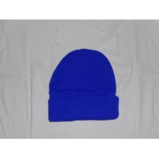 Knitted Beanies Royal