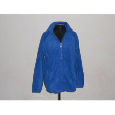 Full Zip Polar Fleece Royal