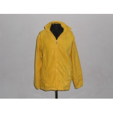 Full Zip Polar Fleece Yellow