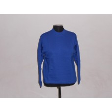 Kiddies Crew Neck Sweat Top Royal