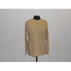 180g Long Sleeve T-Shirt Khaki