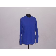 180g Long Sleeve T-Shirt Royal