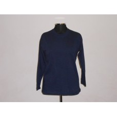 Kiddies 145g Long Sleeve T-Shirt Navy